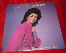 Personal Property of Annette Funicello 1984 Country Music LP Vinyl Album MINT