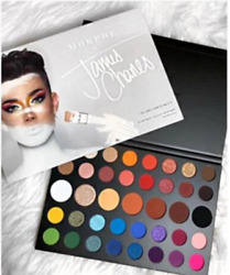 New MORPHE x James Charles Eye shadow Palette 39 Shades  Hot gift