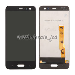 For HTC U11 Life Black LCD Display Touch Screen Digitizer Assembly Replacement