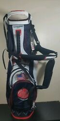 Sun Mountain Four 5 LS USA Stand Golf Bag Butler National Missoula Montana