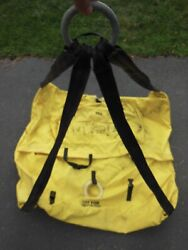 large Helicopter FSS Water Bladder Packsack 36quot;x36quot; w Ring Forest Service $42.00