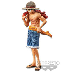 Banpresto One Piece Magazine Vol.2 Anime Figure Toy Monkey D. Luffy BP35933 $25.95
