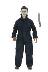 "Halloween (2018) - 8"" Clothed Action Figure - Michael Myers - NECA"
