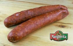 Margherita Pepperoni - 5 lbs (10-12 sticks) $39.99 Shipping Included $39.99