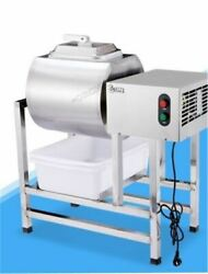 Stainless Steel Meat Salting Machine Meat Poultry Tumbler Machine 25L E mk $1610.34