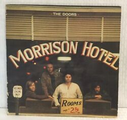 THE DOORS - MORRISON HOTEL - Elektra EKS -75007 LP Vinyl is VG++