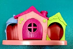 Hasbro 2004 Littlest Pet Shop Petriplet Replacement Puppy Dog House Pink House