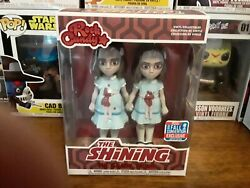 Funko Rock Candy! The Shining: Grady Twins! 2018 Fall Convention Exclusive!