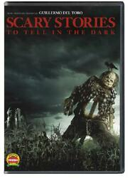Scary Stories To Tell In The Dark (DVD 2019) Preorder for 115-HorrorFantasy