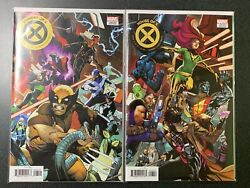 Marvel Comics House Of X Powers Of X #3 Connecting Variants 2019 CASE FRESH NM