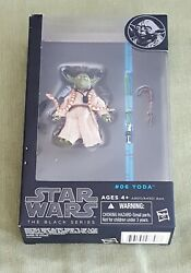 YODA #06 Star Wars Black Series 6 inch Blue Wave MIB Jedi Master Rebels