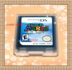 Super Mario 64 DS (Nintendo DS 2004) Game Only for DS  DSi  3DS XL  2DS