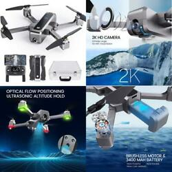 Potensic D88 Foldable Drone, 5G Wifi Fpv Drone With 2K Camera, Rc Quadcopter For $487.33