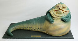 Vintage Jabba the Hutt Maquette - Illusive Concepts Inc. 1996 - HUGE