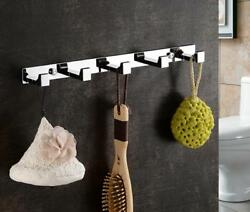Wall Mount Hooks Bathroom Clothing Towel Holder Kitchen Tool Accessories Hanger