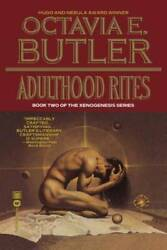 Adulthood Rites (Xenogenesis Book Two) by Butler Octavia