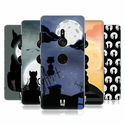 HEAD CASE DESIGNS CAT AND MOON CASE FOR SONY PHONES 1 $8.95