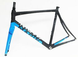 Marin Stelvio Pro Road Carbon Frame Kit with Fork Headset & Seat Clamp  60cm New