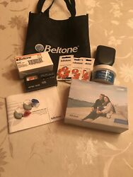 BELTONE AMAZE 1764 RIE Hearing Aids  (L & R) used for 4 monthspurchased 1-24-19