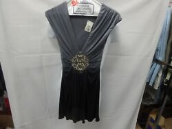New With Tags Sky Mini Beads Dress Size XS $65.00