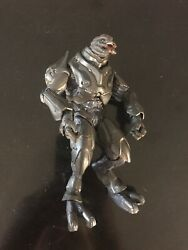 "Halo Reach Series 3 - Elite Spec Ops - McFarlane Action Figure 6"" Gray Rare OOP"