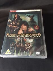 Robin of Sherwood: The Complete Series - DVD Box Set - NEW & SEALED