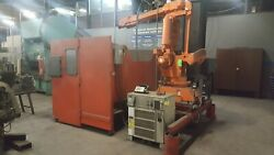 ABB IRB 6400 2.4120 Industrial Robot & Controller w M98 S4C Pendant