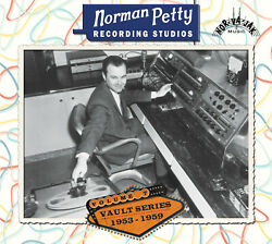 Norman Petty Studios - Vault Series Volume #7 (1953-1959) NEW CD 50s rock