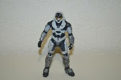 Mcfarlane 2010 Halo Reach Spartan Mark V White Action Figure $19.99