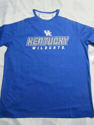 NCAA Kentucky Wildcats Champion Impact T Shirt Medium or Large New NWT $12.99