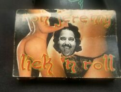 Rare Ron Jeremy Rolling Papers. 1 1 2 Extra Wide. Novelty For Adults $14.00