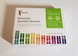 23andMe Personal Genetic Service Saliva Collection Kit Kit Only - Labs not inc.