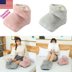 Electric Heated Winter Slippers Foot Warmer Comfortable Feet Hot Boots Unisex US