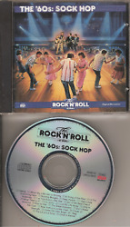 Time Life Rock N Roll  Era 60s Sock Hop Excellent Scratch FreeCD FREE SHIPPING