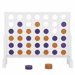 Yard Games Giant 4 In A Row Game Big Fun For Adults Teen Connect Party $50.99