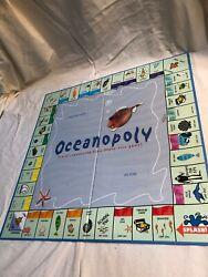 U Pick Monopoly Ocean opoly Late for the Sky Parts:TokensMoney Property Board $9.99