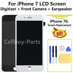 For iPhone7 A1660 A1778 LCD 3D Touch Screen Digitizer Replacement Full Assembly $15.99
