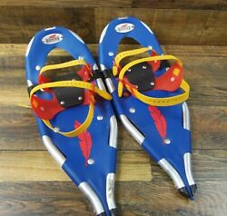 Redfeather Youth Kids Snowshoes 20quot; x 7 1 2quot; V Tail up to 80 Pounds $26.95