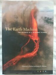 The Earth Machine: The Science of a Dynamic Planet by Edmond A. Mathez ENG NEW $26.49