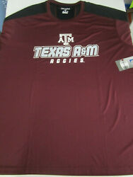 NCAA Texas Aamp;M Aggies Champion Impact T Shirt 2X Large New $12.99