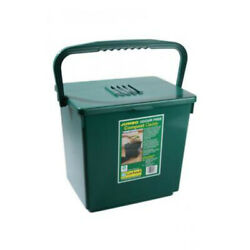 Jumbo Kitchen Compost Caddy 14.5quot; L x 11quot; W x 14quot; H Store Compostable waste $40.79