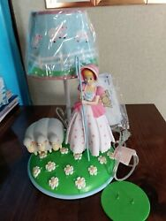 Toy Story 4 Bo Peep & Sheep Table Lamp Desk Light Collectible Figure Doll Parts