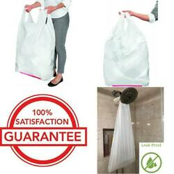 Biodegradable Garbage Trash Bag 13 Gallon Tall Kitchen Bag Heavy Duty Recyclable $17.80