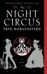 The Night Circus Paperback By Morgenstern Erin GOOD $5.49