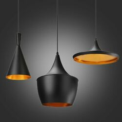 Modern Hanging Ceiling Light Vintage Industrial Chandeliers Home Decor Lamp WW $12.56