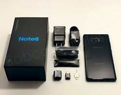 Samsung Galaxy Note 8 N950U AT&T Sprint T-Mobile Metro Verizon Carrier Unlocked $299.00