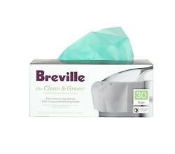 Breville BJE030 Compostable Juicer Container Bags 30 Total $7.99