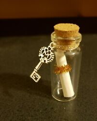 Personalized Message in a Bottle $3.49