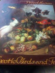 PROCOL HARUM - EXOTIC BIRDS AND FRUIT - 1974 CHRYSALIS RECORDS - (GVG) $3.49