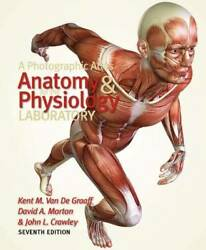 A Photographic Atlas for the Anatomy and Physiology Laboratory Seventh GOOD $9.06